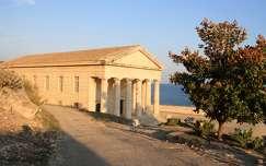 Görögország, Korfui vár - Szent György-templom