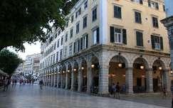 Görögország, Korfu - Liston