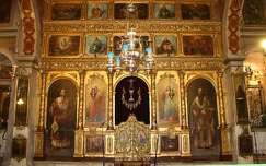 Görögország, Korfu - Εκκλησία Αγίων Πάντων και Παναγίας Βλαχέρενας