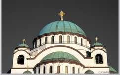 Szerbia, Belgrád - Szent Száva-templom