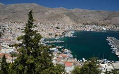Görögország - Kalymnos - Pothia a főváros
