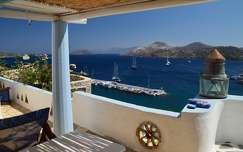 Görögország - Leros szigete - Panteli