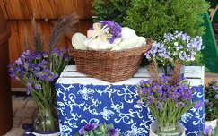 virágcsokor és dekoráció zöldség