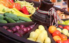 uborka paprika ősz zöldség