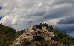 Szerbia - Užicei vár