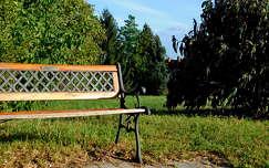pihenő pad, Balatonalmádi, magyarország