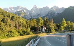 Szlovén Alpok,Gozd Martuljek
