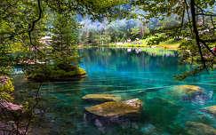Blausee-Svájc