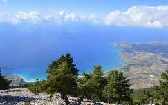 Ainos hegyen - Kefalonia
