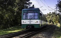 sínpár vonat mozdony