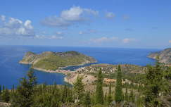 Kefalonia - Assos félszigete