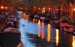 csónak éjszakai képek
