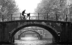 fekete-fehér híd