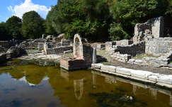 Albánia, Butrint ókori romváros