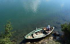 Albánia, halász