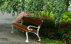 pad kertek és parkok