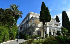 Korfu, Achilleion palota