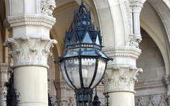 Országház lámpa
