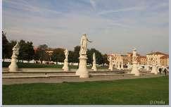 Olaszország, Padova - Prato della Valle