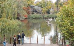 Budapest ősszel,Állatkert