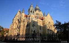 Szeged - Új zsinagóga
