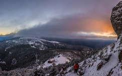 Csalhó hegység - Tóka csúcs