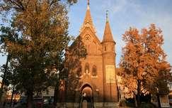 Szeged - Református templom