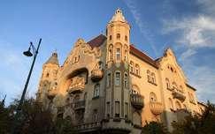 Szeged - Gróf-palota