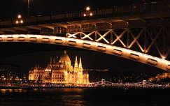 Országház, Margít-híd
