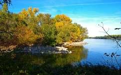 ősz tó