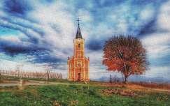 Szent György- hegyi ősz