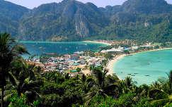 Ton Sai és Loh Dalum, Phi-Phi Don sziget, Thaiföld