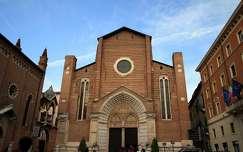 Olaszország, Verona - Santa Anastasia templom