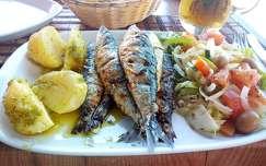 Algarvei finomságok, Portugália