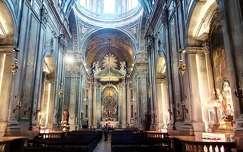 Basílica da Estrela, Lisszabon, Portugália
