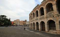 Olaszország, Verona - Piazza Brá