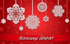 grafika, Karácsony, magyarország