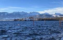 Gmunden, Traunsee, Ausztria