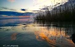 A Pelso víztükrében