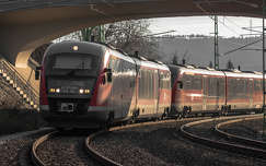 mozdony vonat sínpár