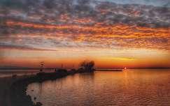 Reggeli színek és fények...