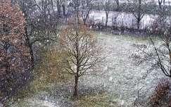 tél havazás