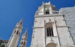 Szent Jeromos-kolostor -Mosteiro do Jerónimos- Lisszabon Portugália