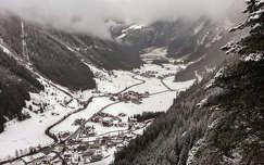 hegy tél út
