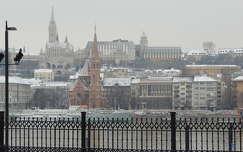Téli Budapest