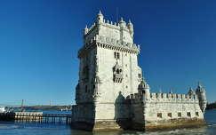 Belém-torony, Torre de Belém, Portugália