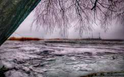 Jeges- havas Balaton...