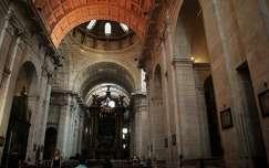 Igreja de São Vicente de Fora, Lisszabon, Portugália
