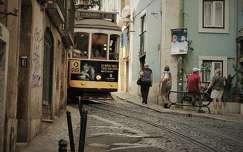 Lisszabon, 28-as villamos, Portugália