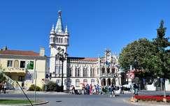 Sintra, Câmara Municipal - Városháza, Portugália